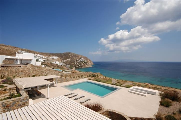 GRSBMY413 lux villa of high aesthetics with p.pool - Elia - Willa