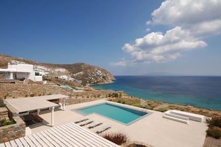 GRSBMY413 lux villa of high aesthetics with p.pool - Elia - Villa