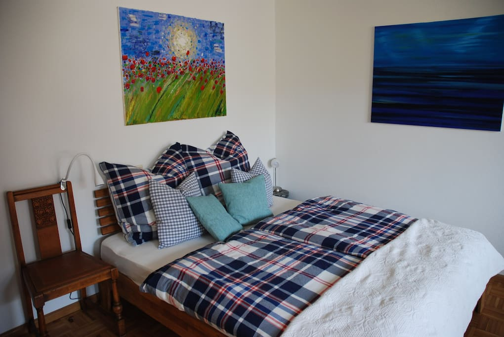 Französisches Bett French size bed