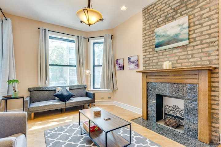 2 Bedroom Bucktown Apartment - So Charming!