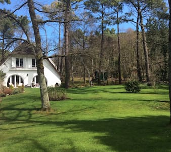 Charmante villa proche centre dans la foret - Le Touquet-Paris-Plage - วิลล่า