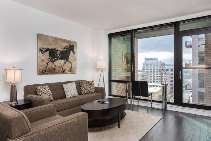 New 3 bedroom apartment in the heart of Reston, VA