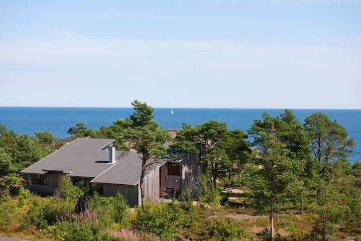 HAVUTSIKT ARKITEKT OCEAN VIEW  ARCHITECT DESIGNED - Kongshavn - Sommerhus/hytte