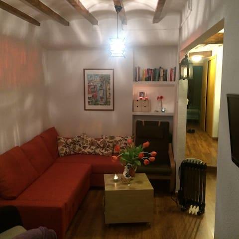 Liten, koselig leilighet på solkyst - La Vila Joiosa/Villajoyosa - Wohnung
