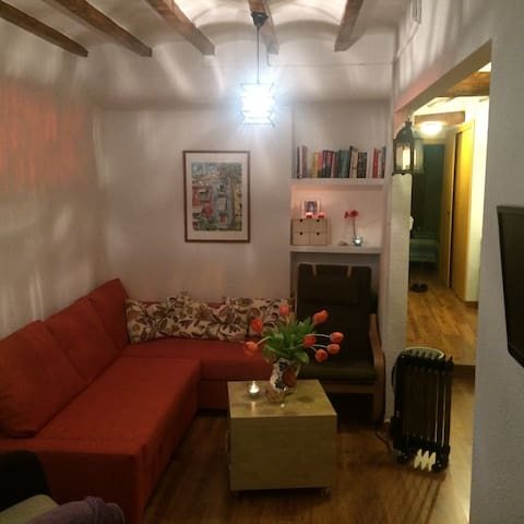 Liten, koselig leilighet på solkyst - La Vila Joiosa/Villajoyosa - Lakás