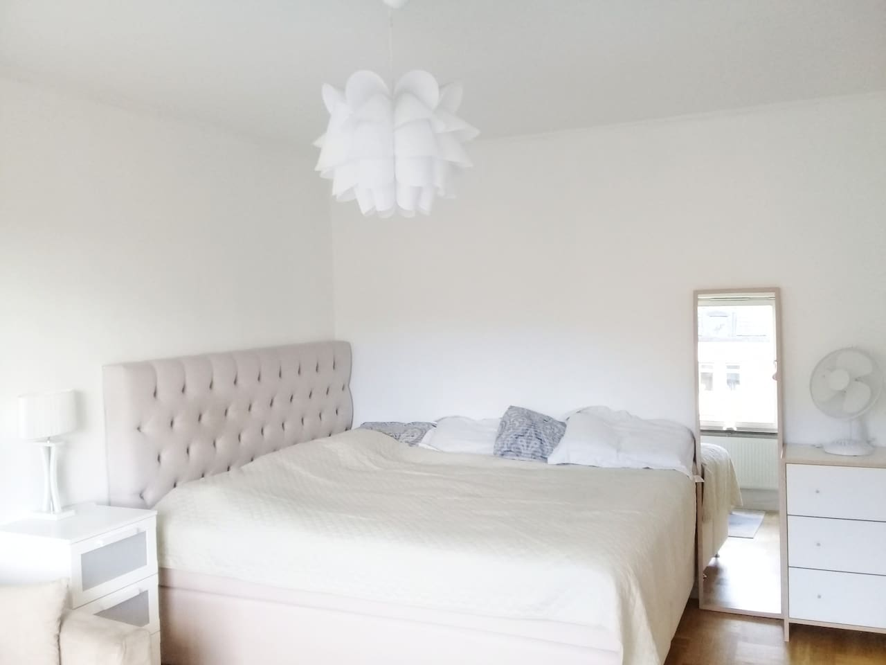 Room, 1,80m bed