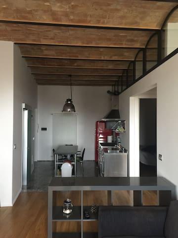 Casa tipica nel centro storico di Tarquinia - Tarquinia - Apartemen