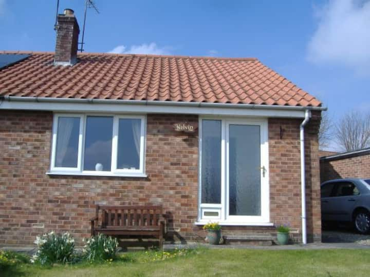 Kelvin Holiday Bungalow, Thornton le Dale
