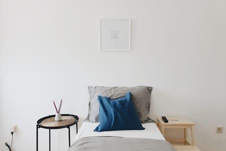 Minimalist, Clean & Comfortable Aptmn - U10