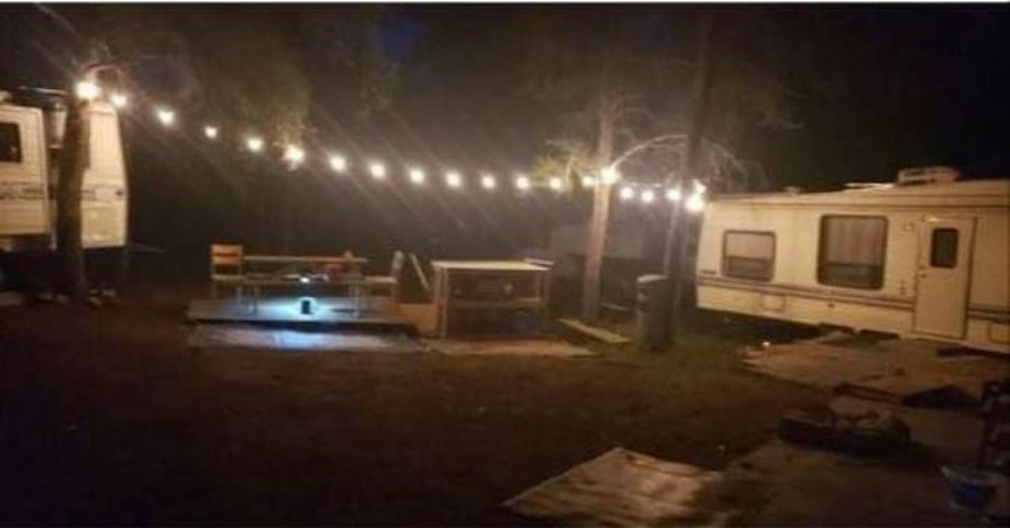 Home Away from Home Camping Getaway