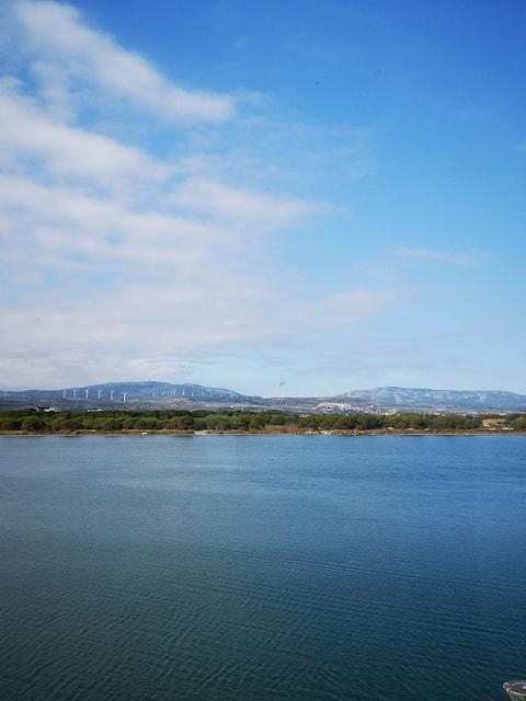 LocationT2 Port Leucate vue splendide sur l eau