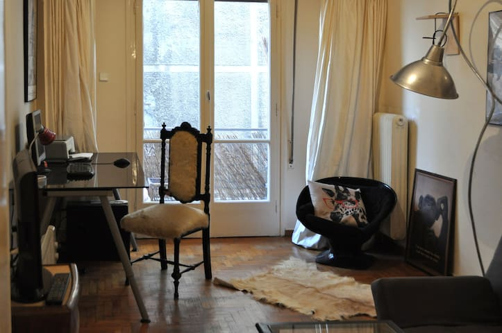 Cosy apartment and 2 bikes!! - Athens