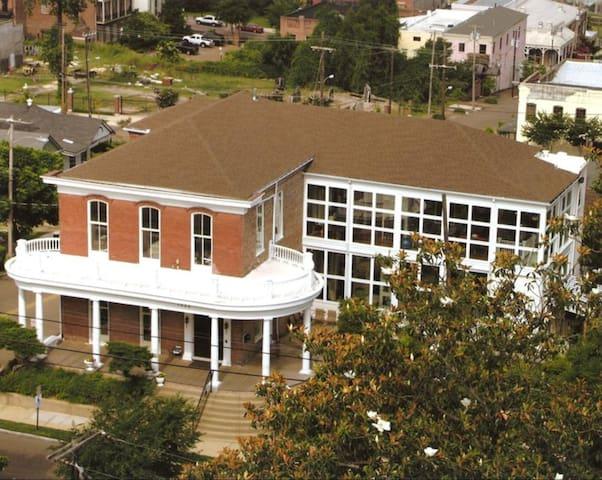 Bazsinsky House B&B (King Bed / Private Bath) - Vicksburg