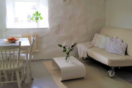 Apartment in charming villa