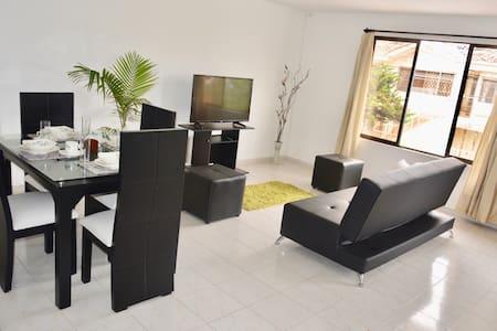 Gran ubicación y acogedor apartamento