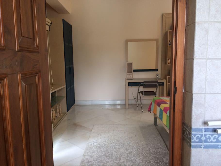 The Guest Bedroom