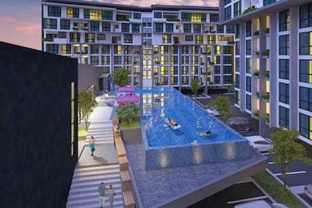 Nice Condo in Nakhon Ratchasima (The Space Condo) - Lain-lain