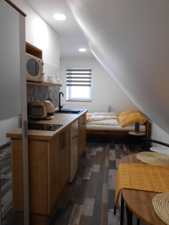 Dvoulůžkový útulný apartmán