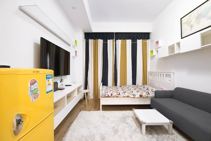 Cool stay , comfortable apartment, new community - Shanghai - Apartemen