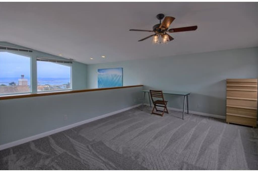 View of Ocean from the loft