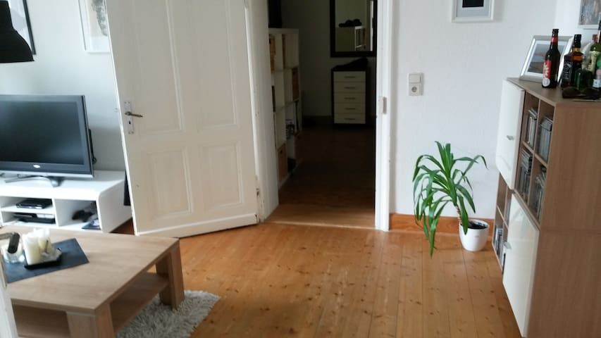 Erdgeschosswohnung in bester Lage Halderns - Rees - Appartement