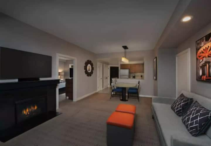 2 Bed/2Bath Villa! Park City Marriott Mountainside