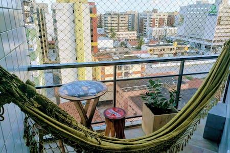 Apartamento no coração da Ponta Verde