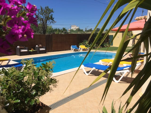 Independent 1 BED apartment in a villa  (AIR COND)