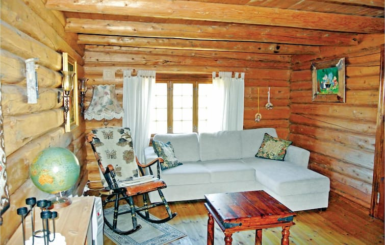 Holiday cottage with 3 bedrooms on 65m² in Veggli