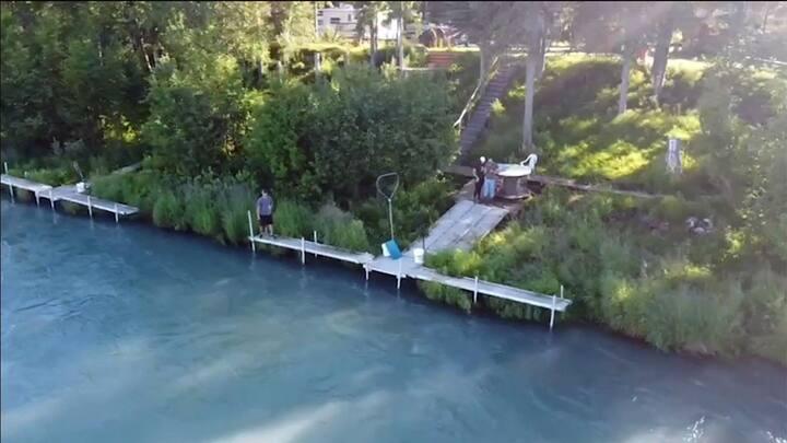 All Inclusive Canvas Cabins On The Kenai River