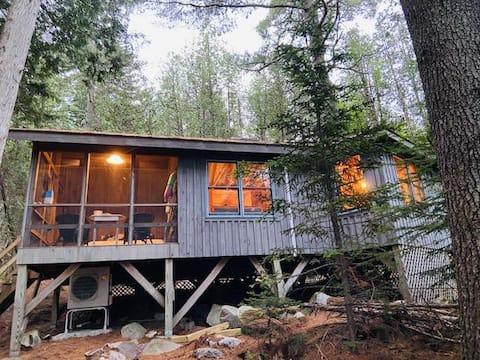 "The South Bay Cottage ""en las rocas"""