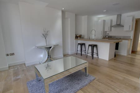 Boutique apartment near City Centre - Cardiff
