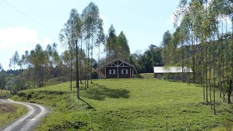 """Casa de campo """"Nonna Lourdes"""""""