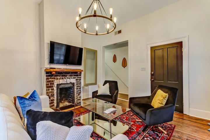 Spacious, Renovated, and Historic Victorian Condo