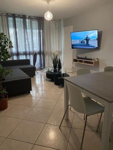 Appartement agréable corbeil essonne