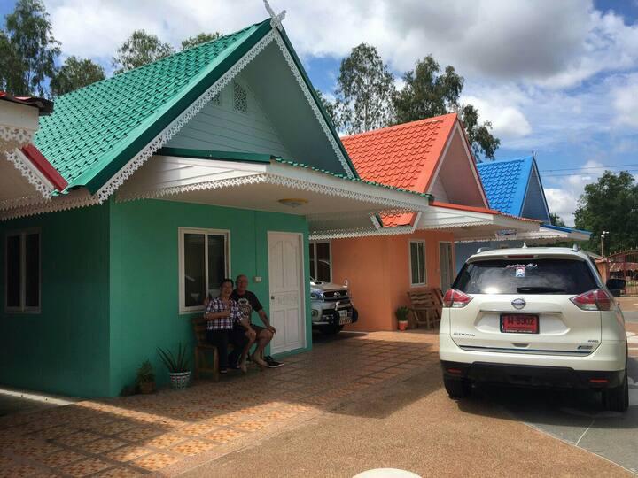 บ้านพักยางตลาดเพื่อสุขภาพ