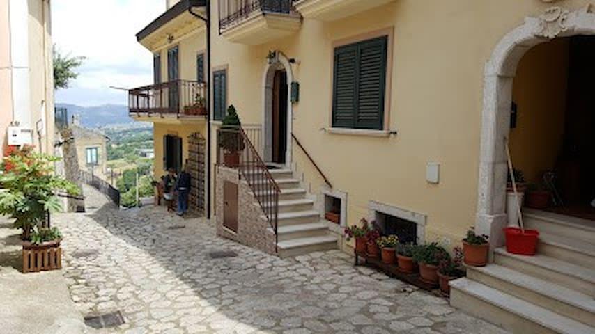 Casetta Deddè - Montefalcione - Rumah