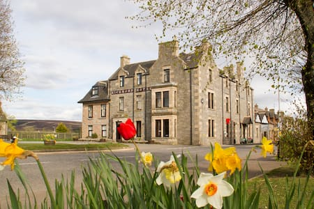 Richmond Arms Hotel, Tomintoul