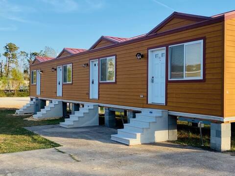 Cozy Cabin 4-Plex