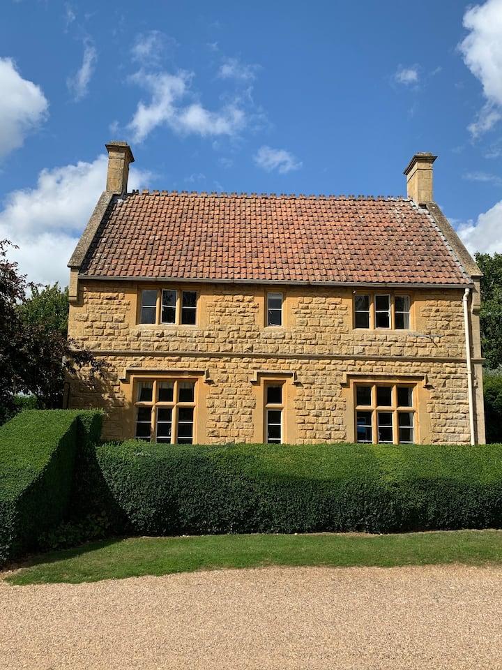 The Lodge at Kiftsgate