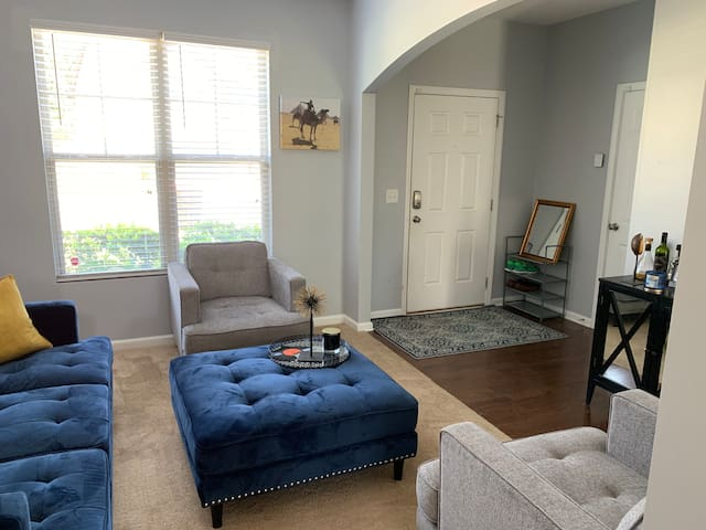 Brand New Single family Home. 5 mins from airport