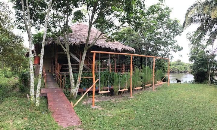 Pondok Adano Riverside II (7 Persons)