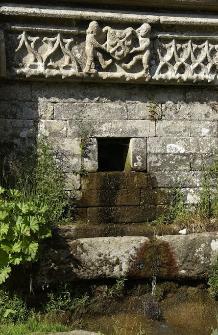 Gîte du Cher - Corrèze - France Fontaine