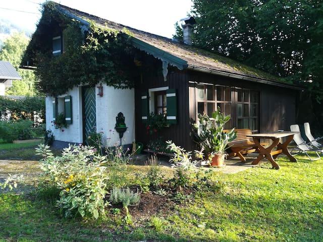 idyllisches kleines Ferienhaus