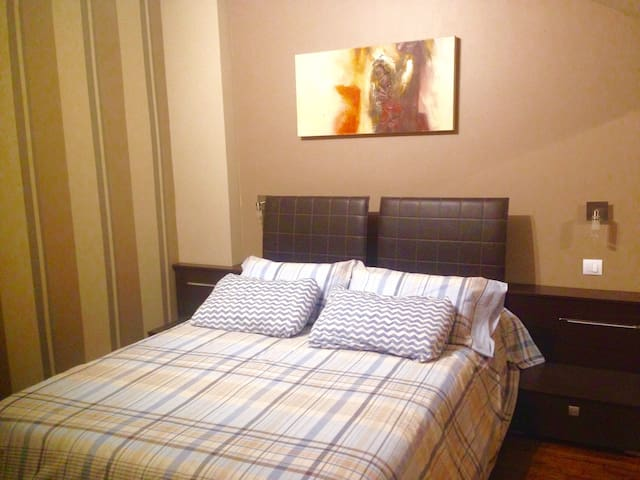 APARTAMENTO EN PLAYA DE LA CONCHA - Suances - Apartment