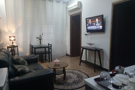Bel appartement aux standards internationaux