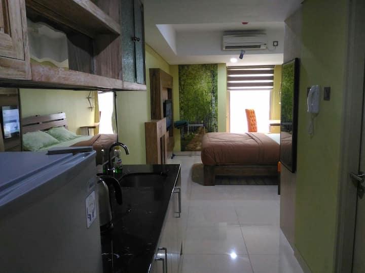 W/R apartmen @LOUIS KIENNE Simpang Lima, COZY 2126