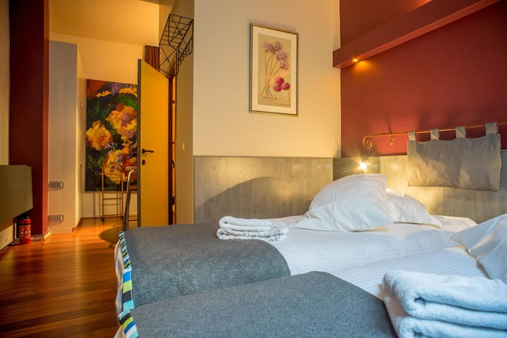 Comfortable, self-catered studio historic center - Bruixes - Pis