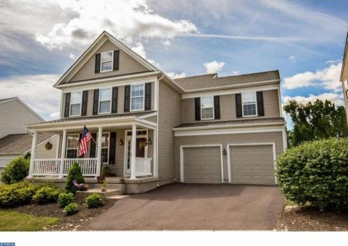 Beautiful Family Home Pottstown PA - Pottstown - Casa