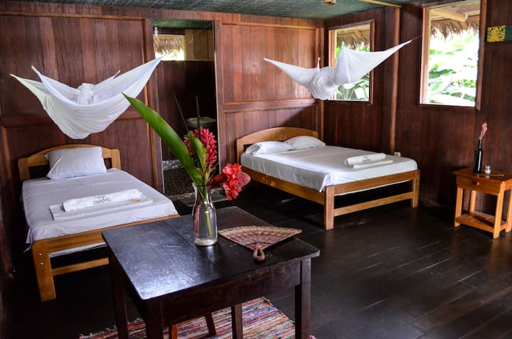 Green Diamond Amazon Lodge